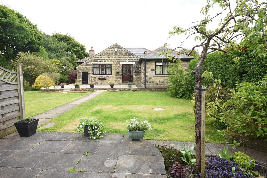 3 Bedrooms Detached Bungalow for sale in Mannercey Cottage, Shelf, Halifax