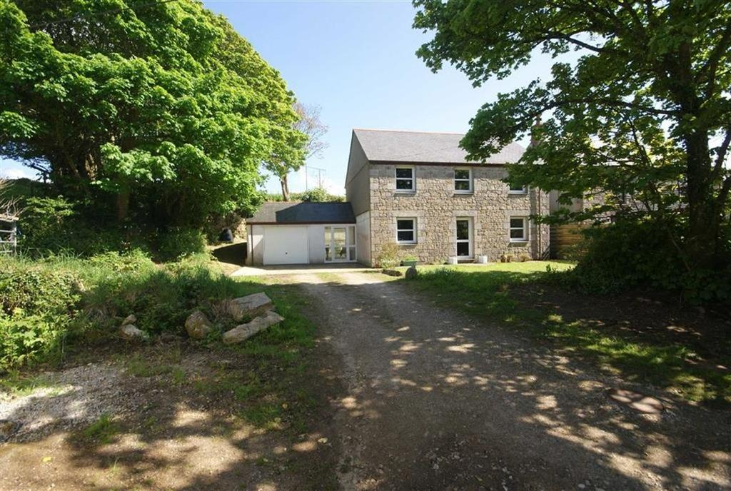 4 Bedrooms Detached House for sale in Carnkie, Helston, Cornwall, TR13