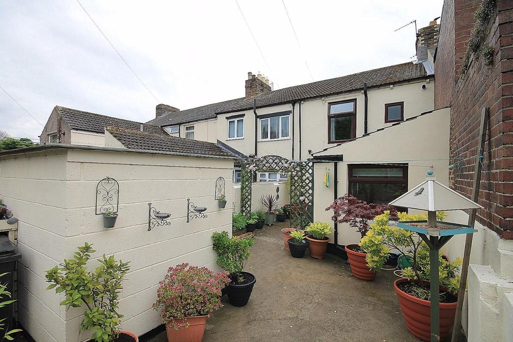 2 Bedrooms Terraced House for sale in West End Terrace, Willington, Crook