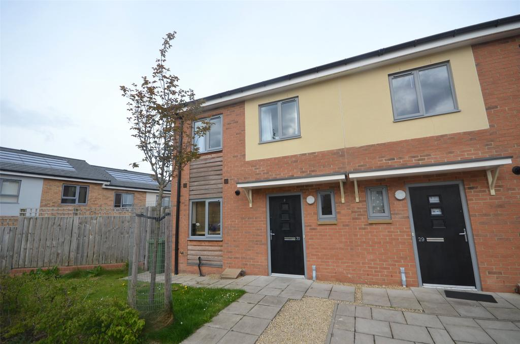 2 Bedrooms Semi Detached House for sale in Kibblesworth