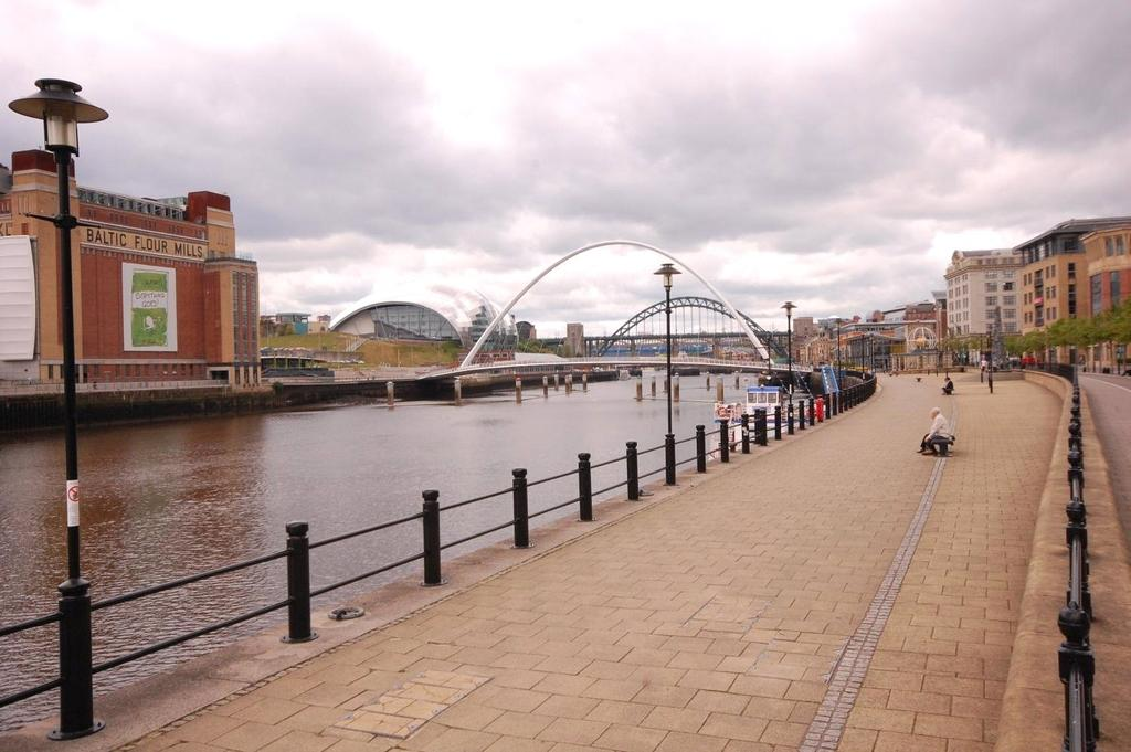 2 Bedrooms Apartment Flat for sale in Quayside