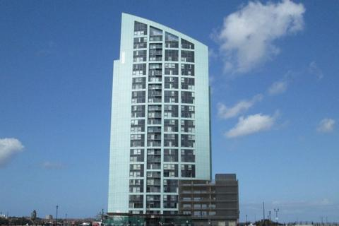 2 bedroom apartment to rent - Alexandra Tower, Prices Parade, Liverpool L3