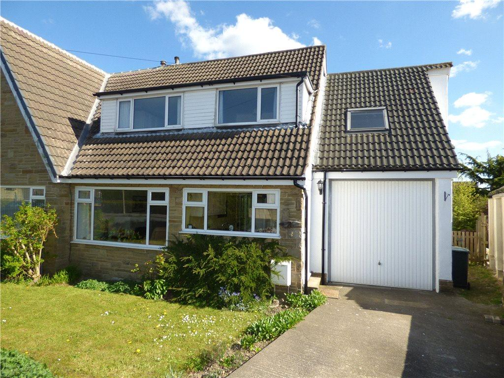 5 Bedrooms Semi Detached House for sale in Stone Hill, Eldwick, Bingley, West Yorkshire