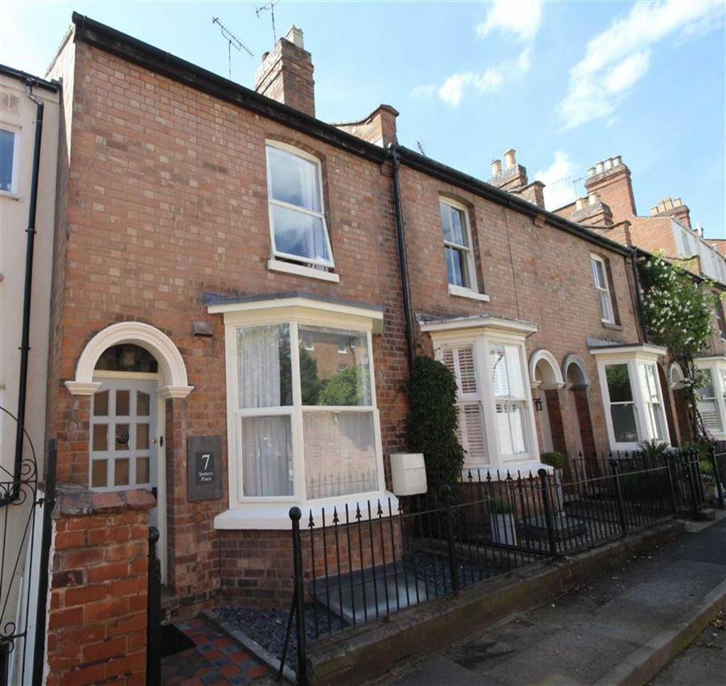 3 Bedrooms Terraced House for sale in Somers Place, Leamington Spa, Warwickshire, CV32