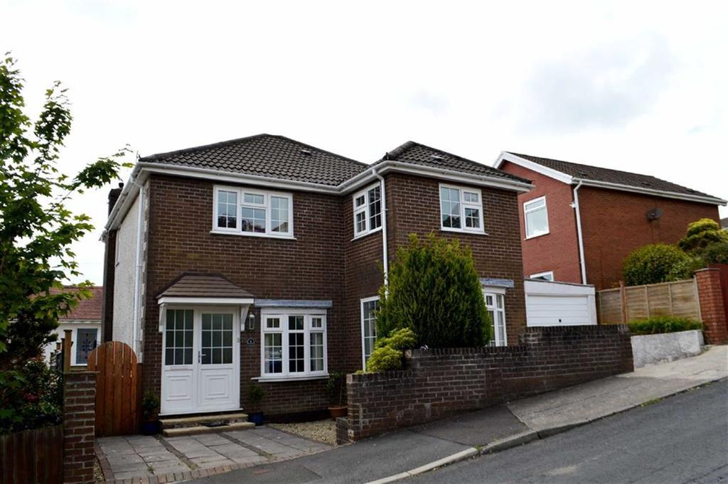 4 Bedrooms Detached House for sale in Brynmead Close, Swansea, SA2