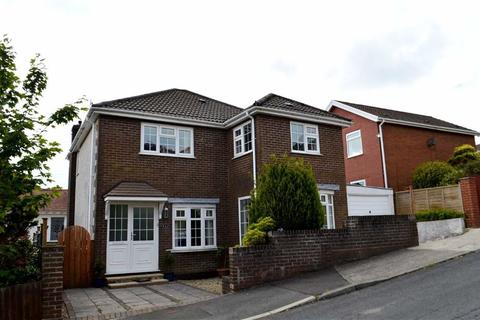 4 bedroom detached house for sale - Brynmead Close, Swansea, SA2