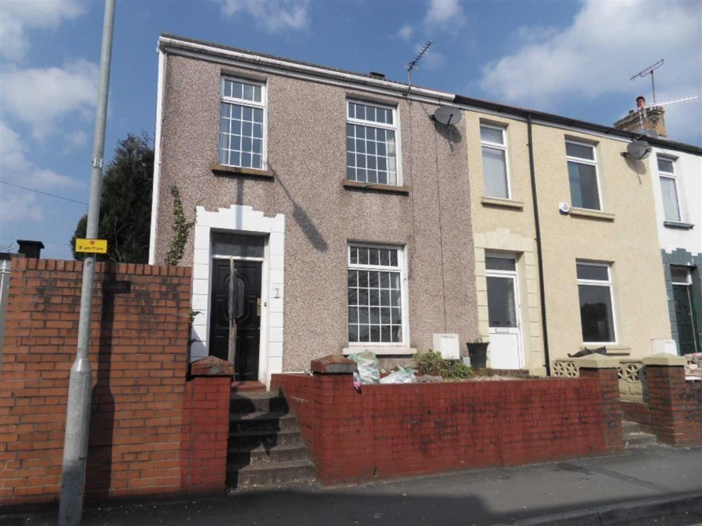2 Bedrooms End Of Terrace House for sale in Vivian Road, Swansea, SA2