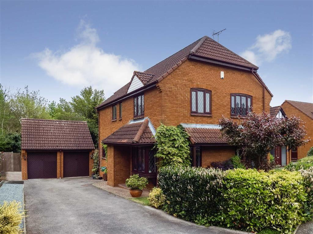 4 Bedrooms Detached House for sale in Watercress Close, Stevenage, Hertfordshire, SG2