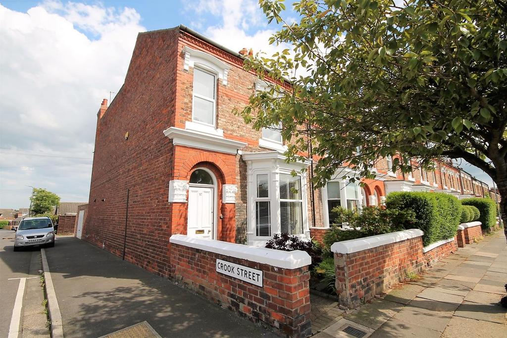 4 Bedrooms End Of Terrace House for sale in Station Road, Norton, Stockton-On-Tees