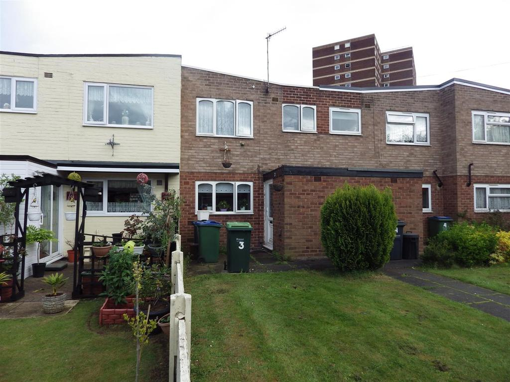 3 Bedrooms Terraced House for sale in Lowland Close, Cradley Heath