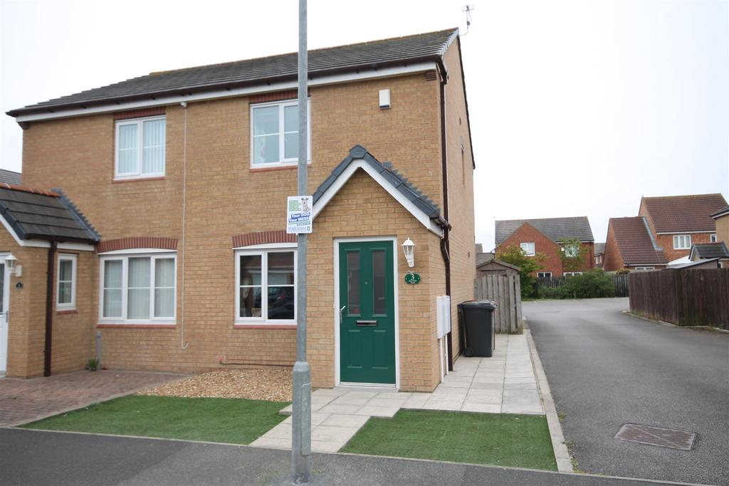 2 Bedrooms Semi Detached House for sale in Snowdrop Road, Hartlepool