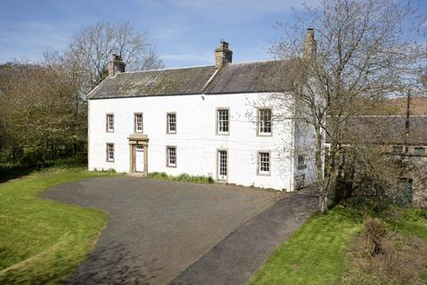 7 bedroom property with land for sale - Earlston, Scottish Borders, TD4