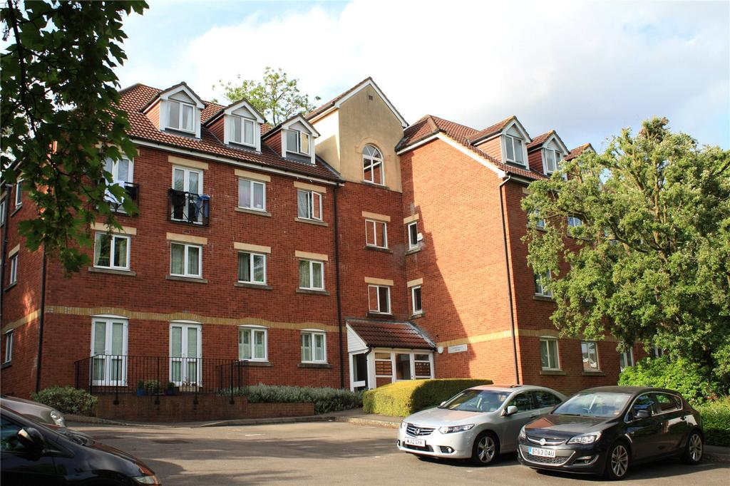 2 Bedrooms Apartment Flat for sale in Nightingale House, Coley Avenue, Reading, Berkshire, RG1