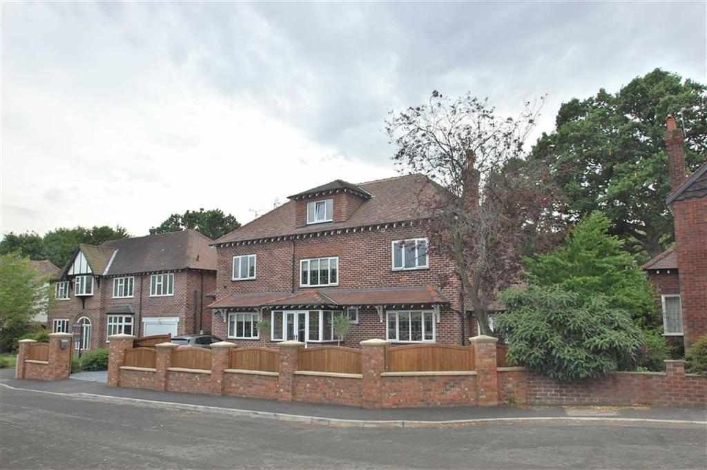 6 Bedrooms Detached House for sale in Elswick Avenue, Bramhall, Cheshire