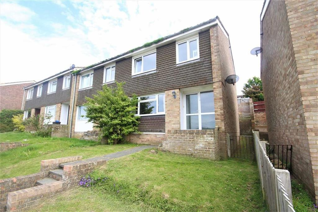 3 Bedrooms Semi Detached House for sale in Ash Walk, Newhaven