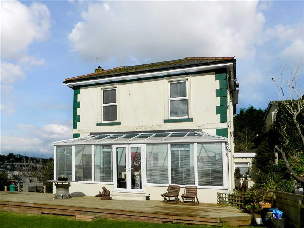 4 Bedrooms Detached House for sale in Warberry Road West, Torquay, Devon, TQ1