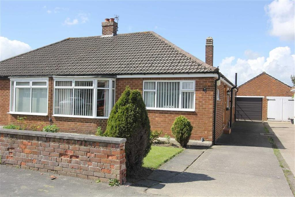 2 Bedrooms Semi Detached Bungalow for sale in Marwood Drive, Great Ayton