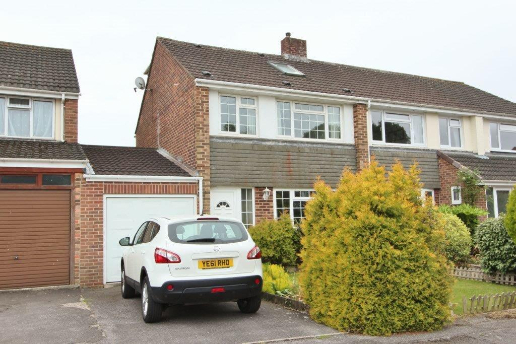 4 Bedrooms Semi Detached House for sale in Metuchen Way, Hedge End SO30
