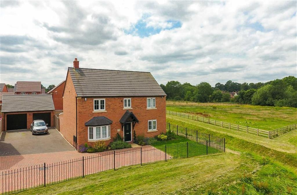 4 Bedrooms Detached House for sale in Brookfield Road, Rothley, LE7