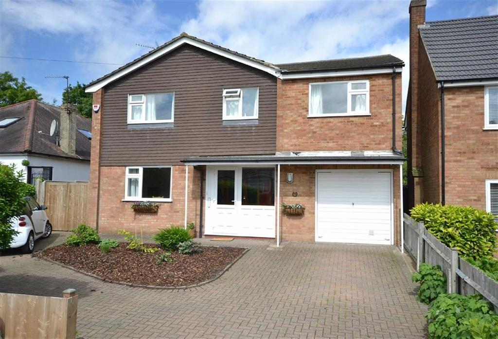 4 Bedrooms Detached House for sale in Nicholl Road, Epping, Essex, CM16