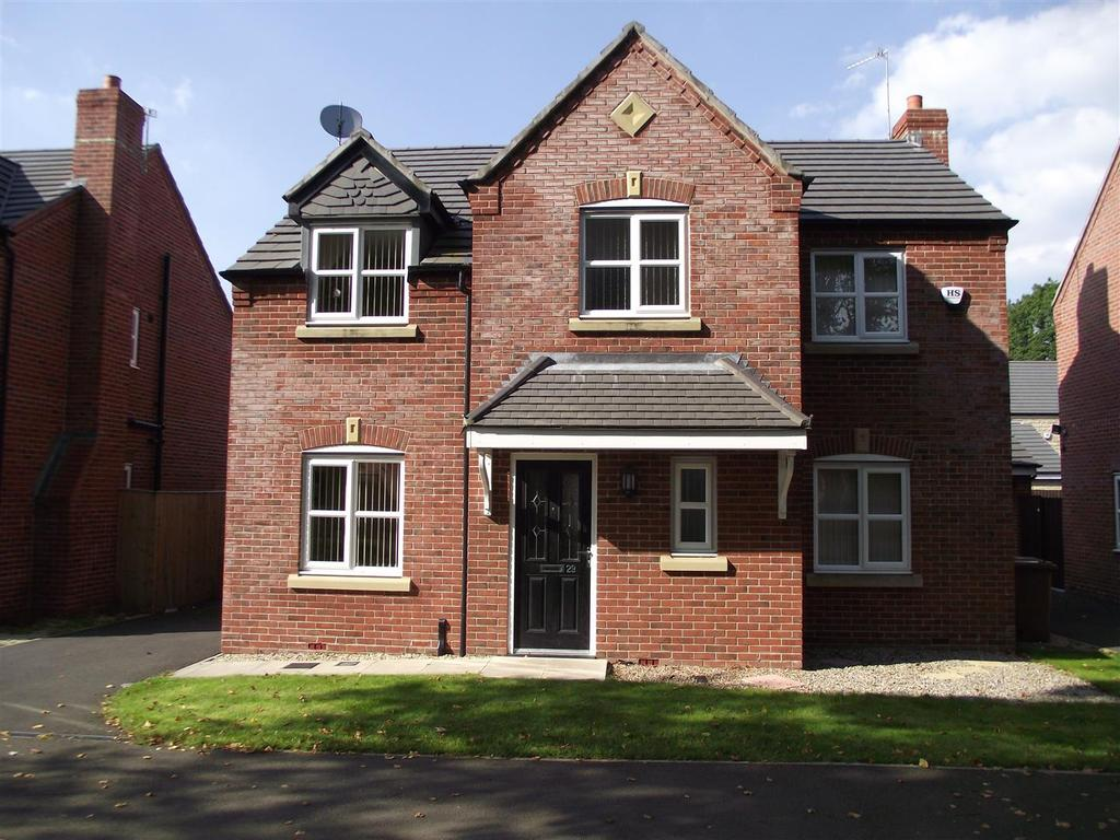 4 Bedrooms Detached House for sale in Viscount Drive, Middleton