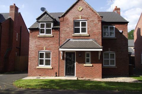 4 bedroom detached house for sale - Viscount Drive, Middleton