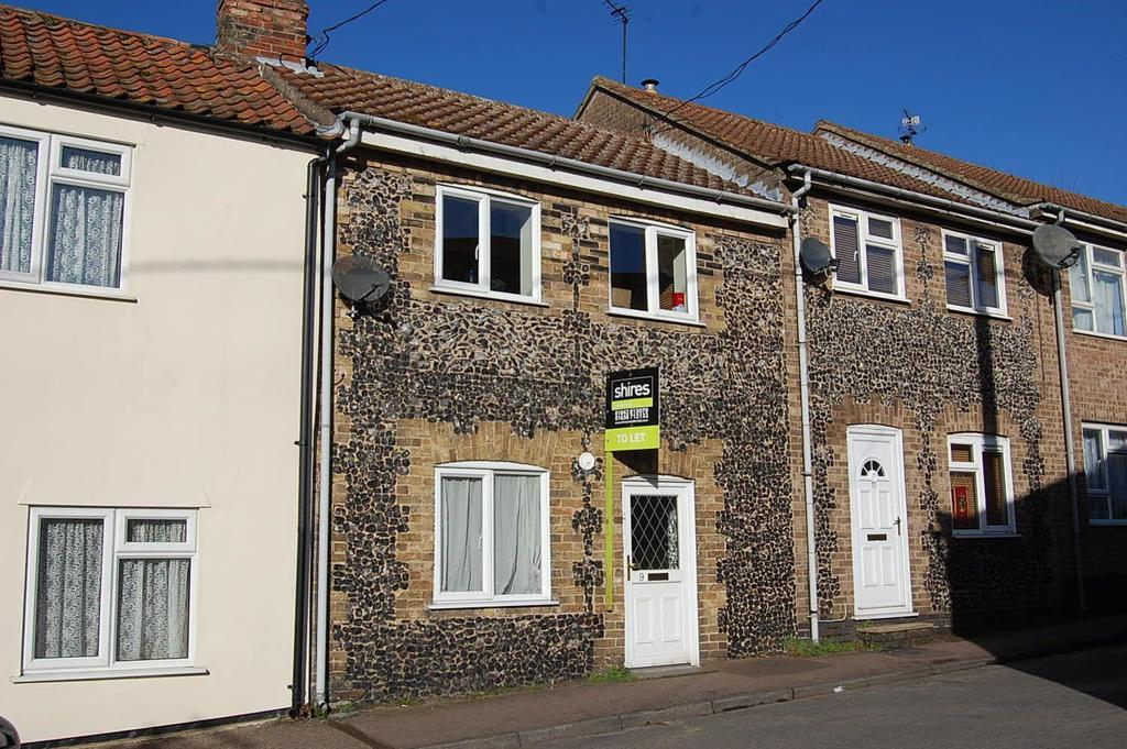 2 Bedrooms Terraced House for sale in Mill Road, Lakenheath