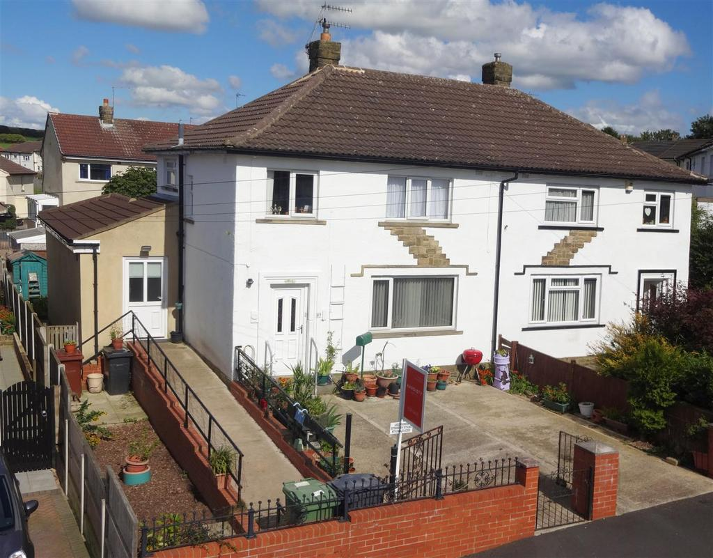 4 Bedrooms Semi Detached House for sale in Hill Crescent, Rawdon
