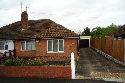 2 bedroom bungalow for sale - Somerby Road, Thurnby, Leicester, LE7