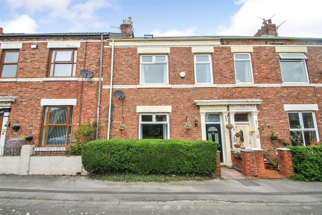 3 Bedrooms Terraced House for sale in Adolphus Street West, Seaham, Co.Durham, SR7