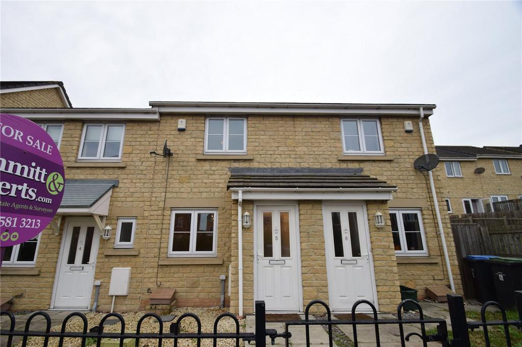 2 Bedrooms Terraced House for sale in Morton Close, Murton, Seaham, Co. Durham, SR7