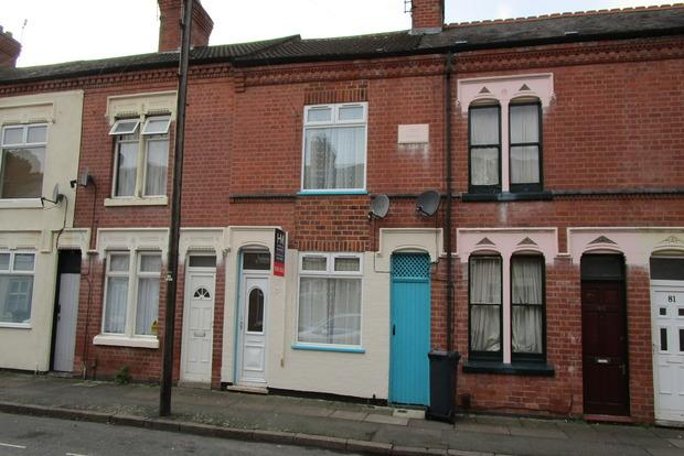 3 Bedrooms Terraced House for sale in Luther Street, Leicester, LE3