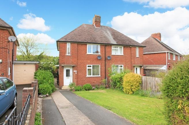2 Bedrooms Semi Detached House for sale in 29 Tweedale Crescent, Madeley, Telford, Shropshire, TF7 4EH