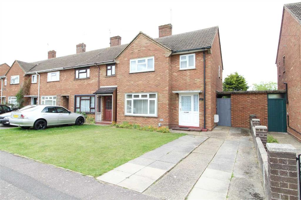 3 Bedrooms End Of Terrace House for sale in Prince Philip Road, Colchester