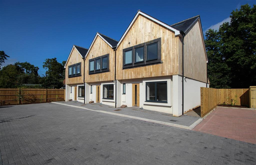 4 Bedrooms End Of Terrace House for sale in Walter's Mews, Handcross