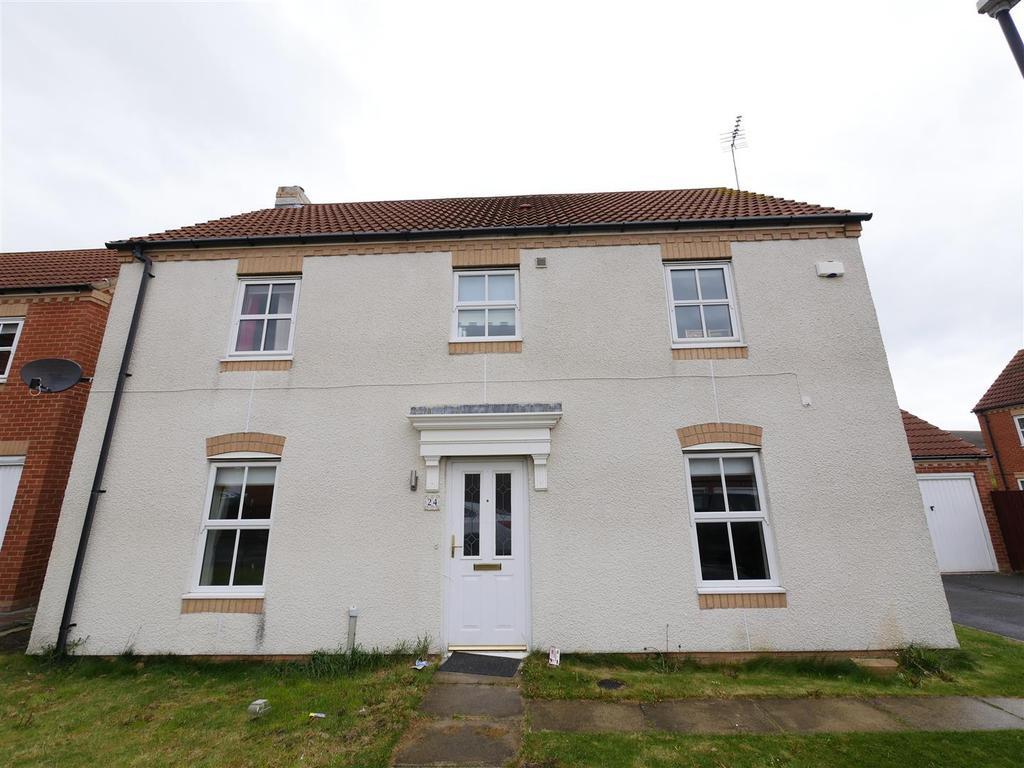 4 Bedrooms Detached House for sale in Beechbrooke, Ryhope, Sunderland