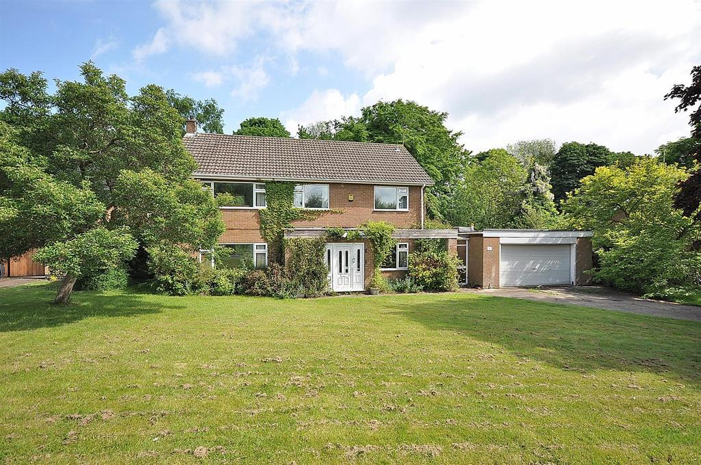 5 Bedrooms Detached House for sale in Paddock Close, Edwinstowe