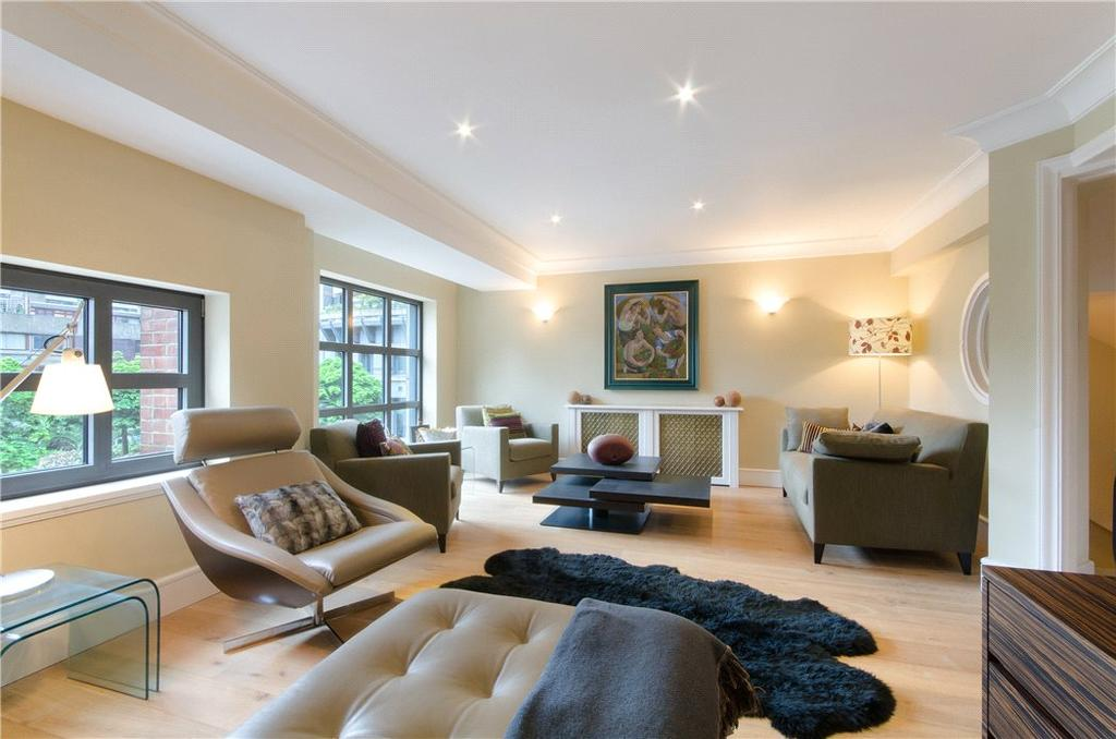 4 Bedrooms Mews House for sale in Monkwell Square, City, London, EC2Y