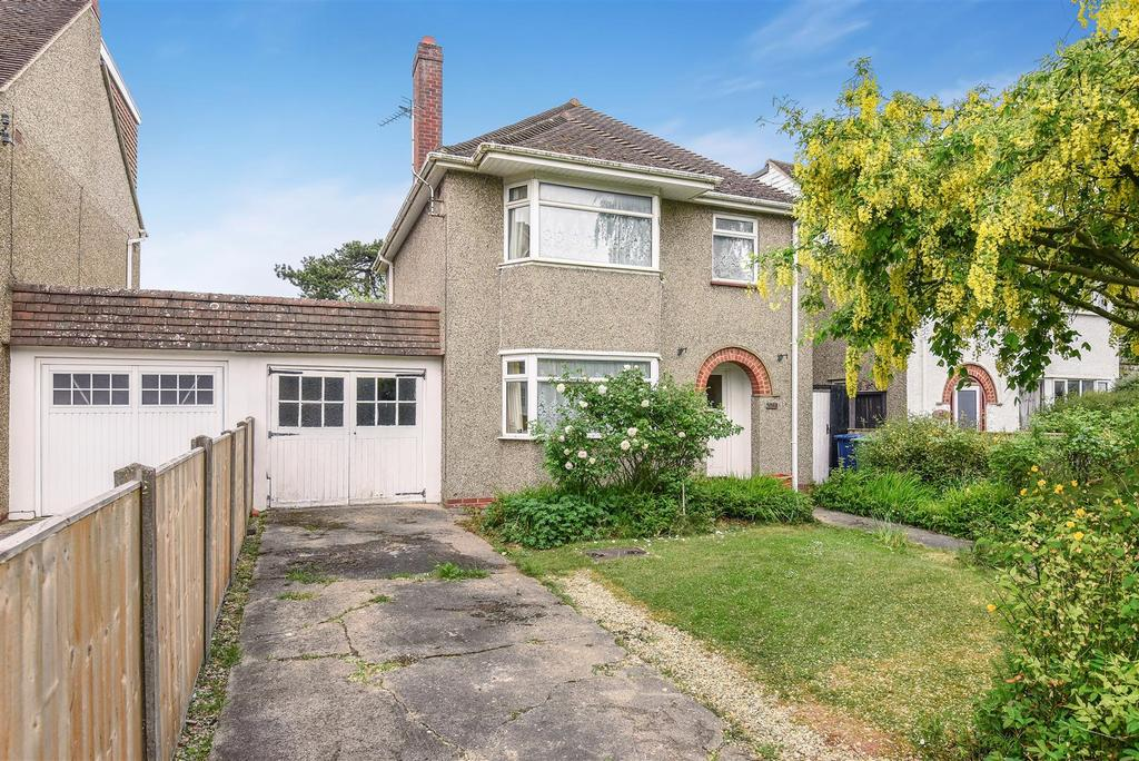 3 Bedrooms Detached House for sale in Headley Way, Headington, Oxford