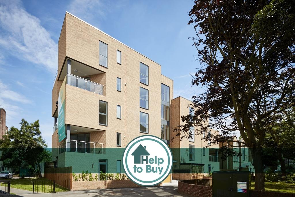 2 Bedrooms Flat for sale in Alvey Street Walworth SE17
