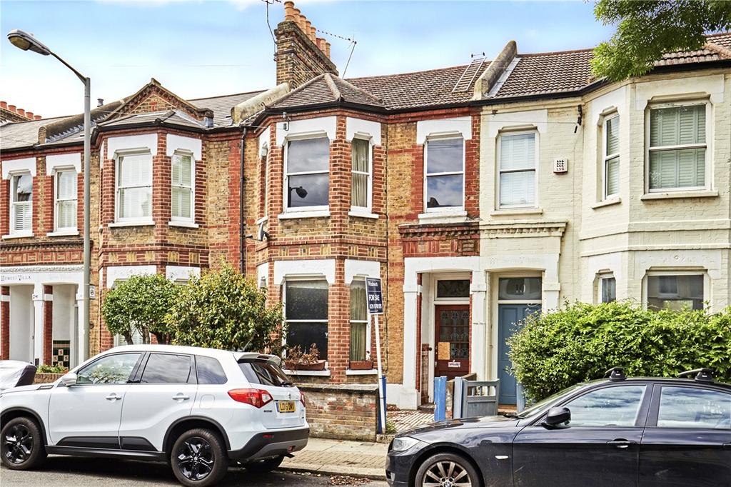 4 Bedrooms Terraced House for sale in Erpingham Road, London, SW15