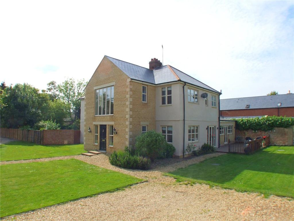 5 Bedrooms Detached House for sale in Church Street, Market Deeping, Peterborough, PE6