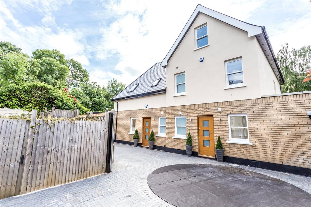3 Bedrooms Semi Detached House for sale in Ribblesdale Road, London, N8