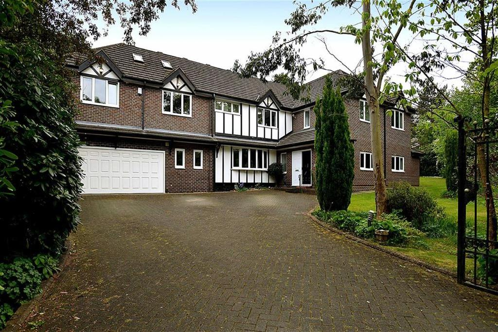 6 Bedrooms Detached House for sale in Withinlee Road, Prestbury