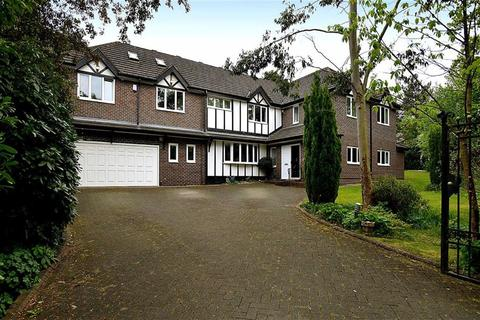 6 bedroom detached house for sale - Withinlee Road, Prestbury