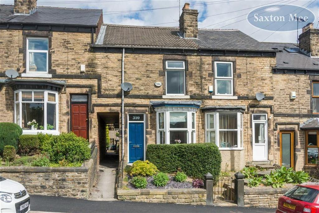 3 Bedrooms Terraced House for sale in School Road, Sheffield, S10