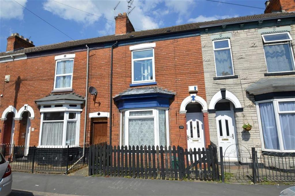 3 Bedrooms Terraced House for sale in Mersey Street, Hull, East Yorkshire, HU8