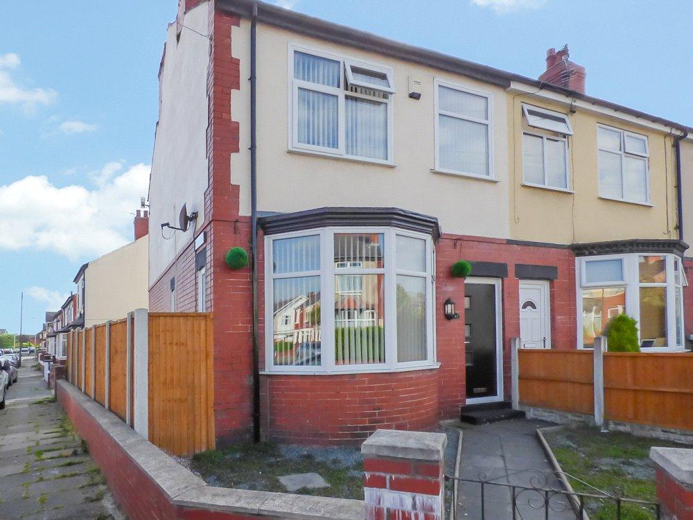 3 Bedrooms End Of Terrace House for sale in Rectory Road, Blackpool, Lancashire