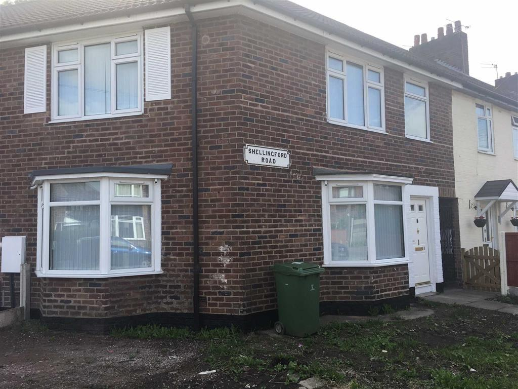 2 Bedrooms Terraced House for sale in Shellingford Road, Liverpool