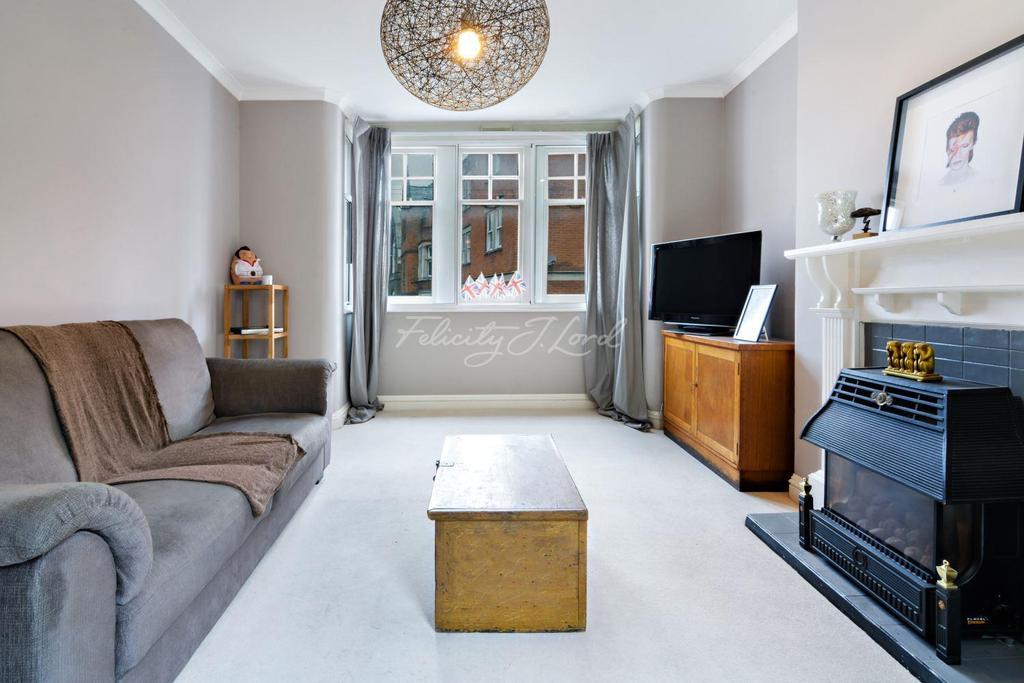 2 Bedrooms Flat for sale in Follett Street, E14